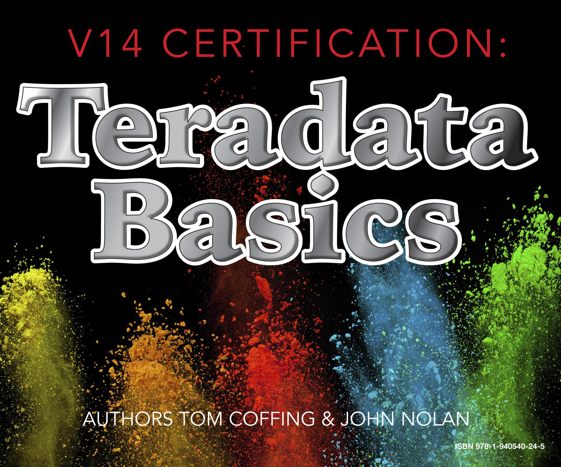 V14 Certification Teradata Basics Coffingdw